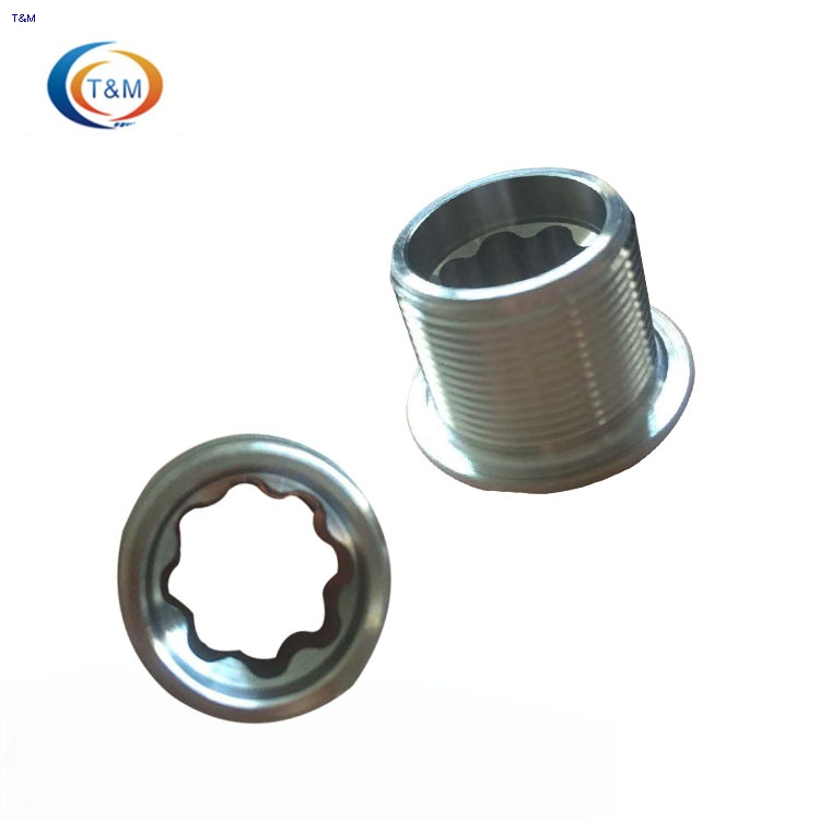 CNC Titanium Machining Service for Titanium Parts