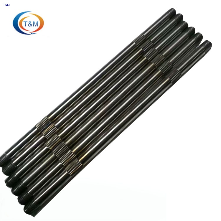 Titanium alloy thread stud bolt