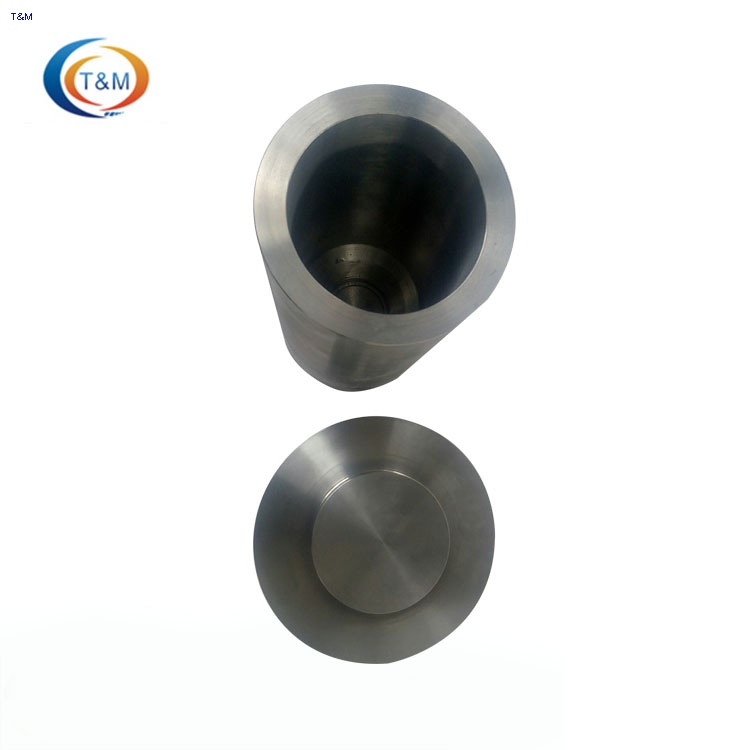 Tantalum tungsten alloy machined product