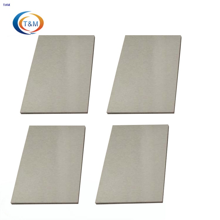 2mm high purity tungsten plate